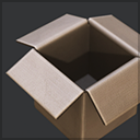 Cardboard Boxes Pack