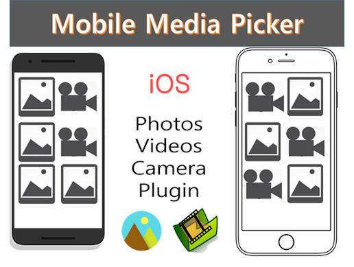 Mobile Media Picker iOS
