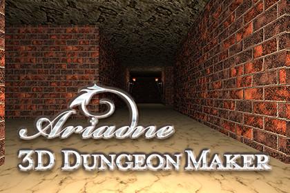 Ariadne - 3D Dungeon Maker
