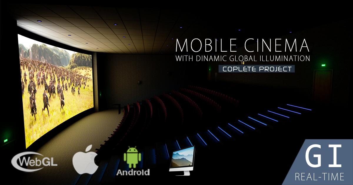 Mobile Cinema Real Time GI
