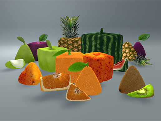 Breaking Fruits