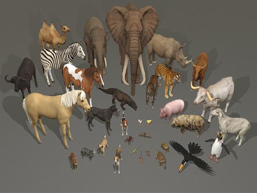 Animal pack deluxe v2
