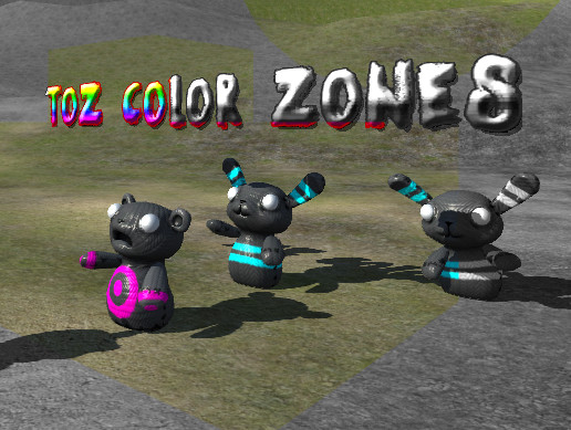 TOZ Color Zones
