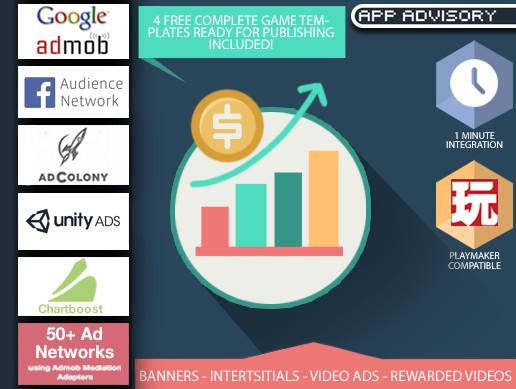 Very Simple Ads Monetization & Mediation - Asset Store