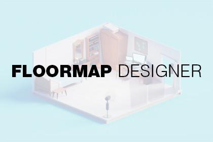 Floor Map Designer - Realtime Procedural Rooms Editor