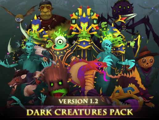 Dark Creatures Pack