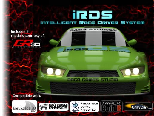 iRDS - Intelligent Race Driver System v3.1