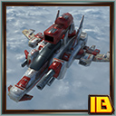 Spaceship Fighter IB