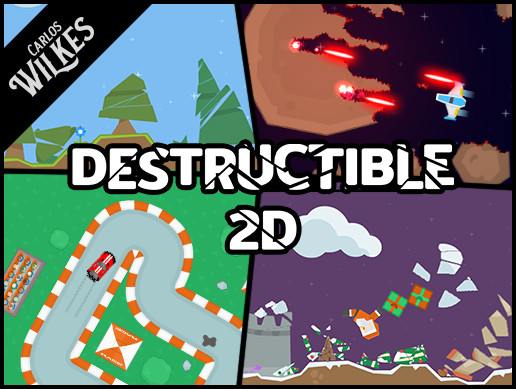 Destructible 2D - Asset Store