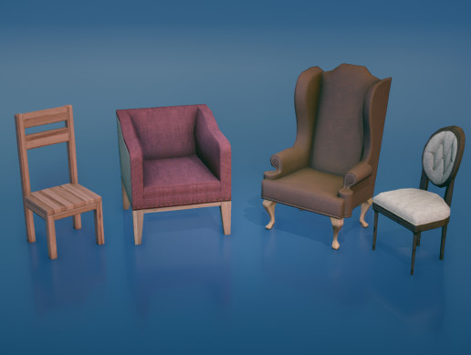 Common Chairs Pack