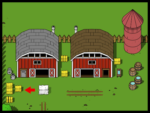 2D Top Down Farm World Tileset