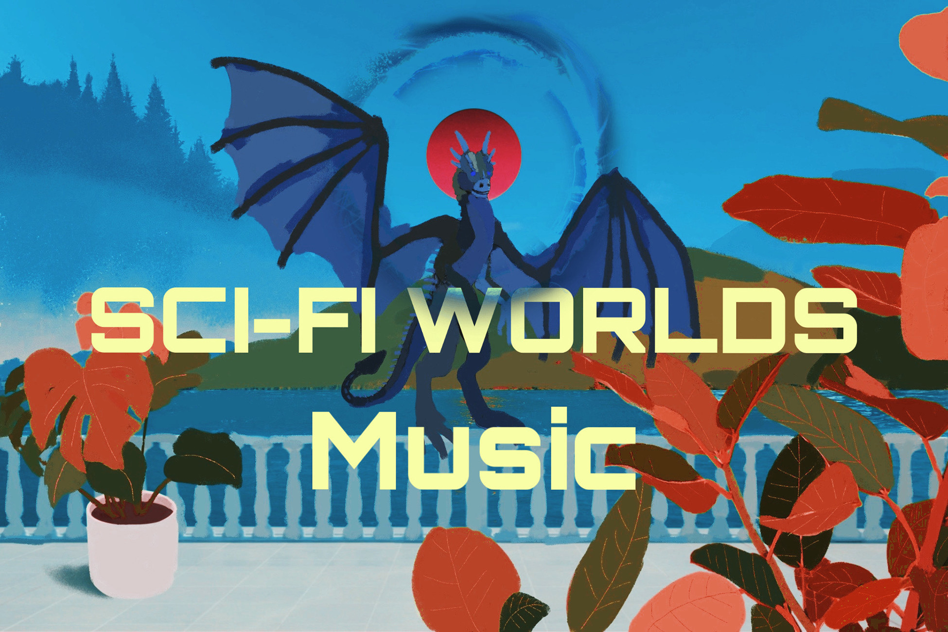 SCI FI WORLDS Action Music