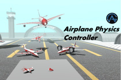 Airplane Physics Controller