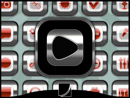 QS Buttons - Metal Chrome vol.1