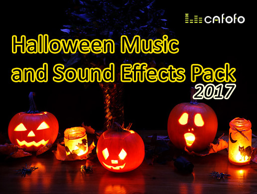 Halloween Music and Sound Effects Pack