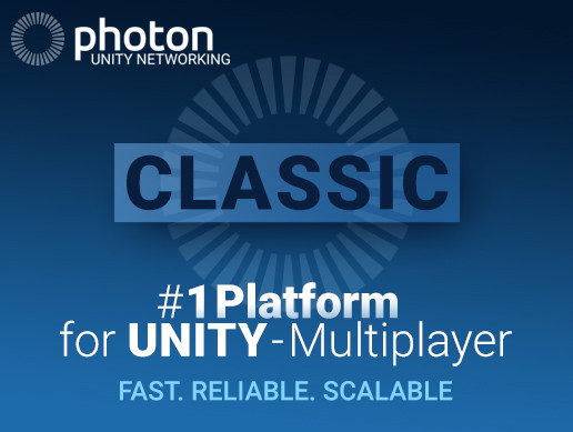 Photon Unity Networking Classic - FREE
