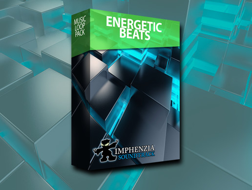 Music Loop Pack - Energetic Beats
