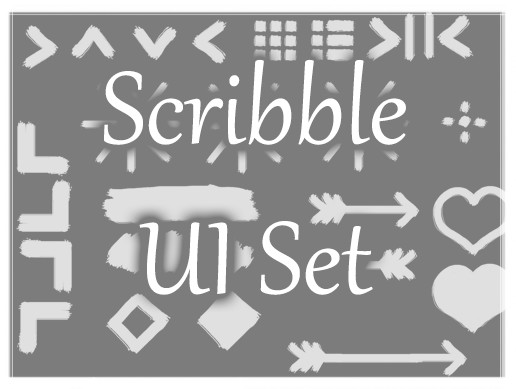 Scribble UI Set