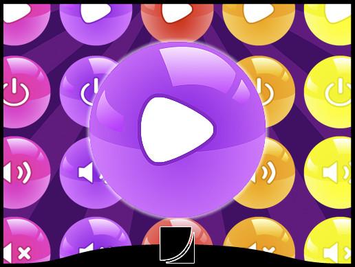 QS Buttons - Colorful vol.2