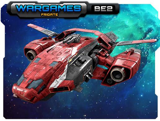 Federation Frigate BE2