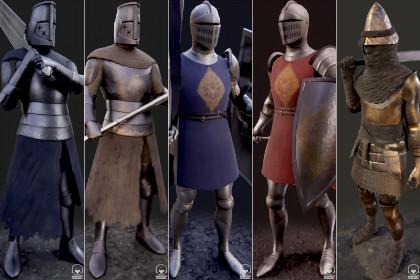 Fantasy Knights Pack