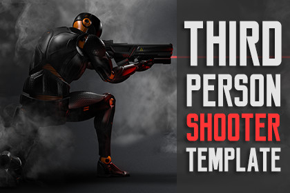 Third Person Controller - Shooter Template