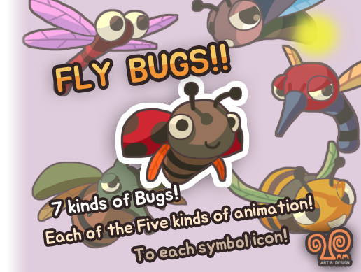Fly Bugs