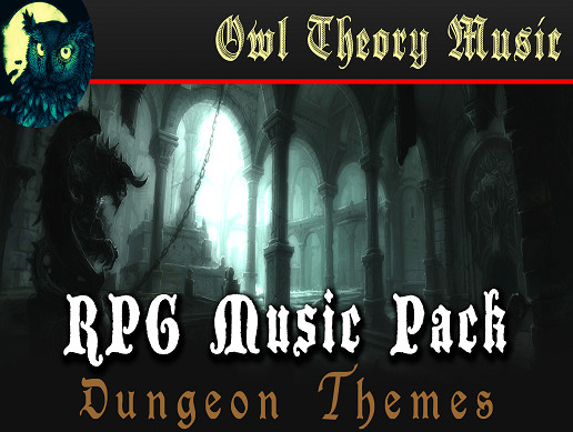 RPG Music Pack: Dungeon Themes - Asset Store
