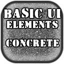 Basic UI Elements: Concrete