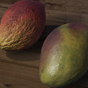 4k Scanned Mango