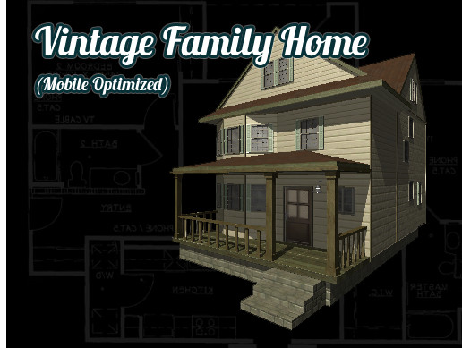 Vintage Family Home
