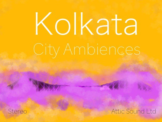 Kolkata City Surround Ambiences Stereo Pack
