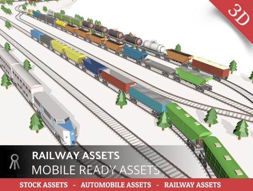 Railway assets
