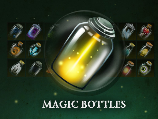 Magic Bottles Icon
