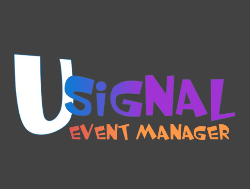 uSignal - Event Manager
