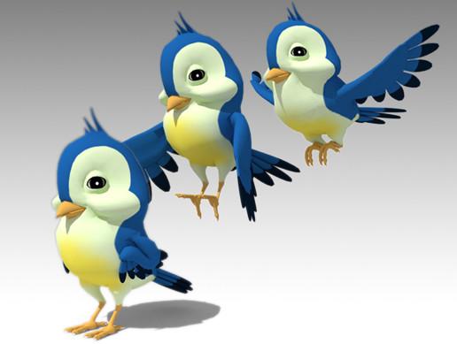 Bird Toon