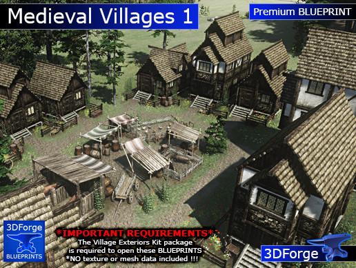 PB Medieval Villages 1