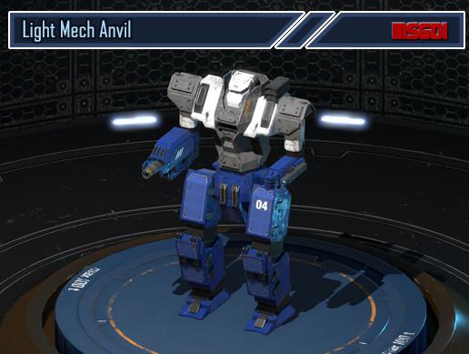 Light Mech Anvil