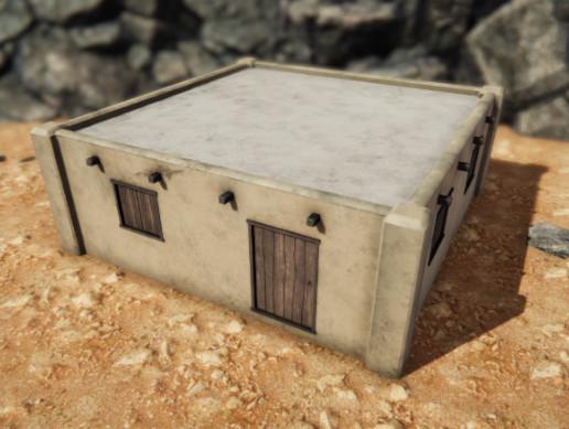 Desert Buildings Modular