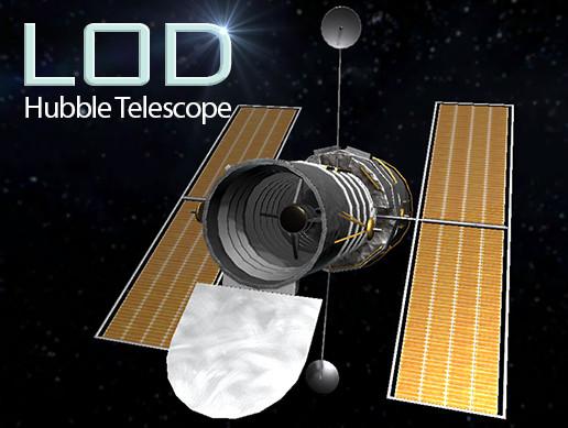 LOD Hubble Telescope
