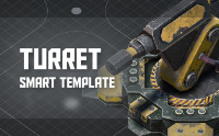 Smart Turret Template