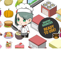 2D Restaurant Bundle
