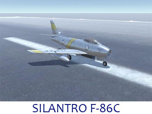 Silantro F-86C Sabre