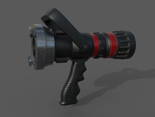 XRLoft Props-Fire Hose Nozzle