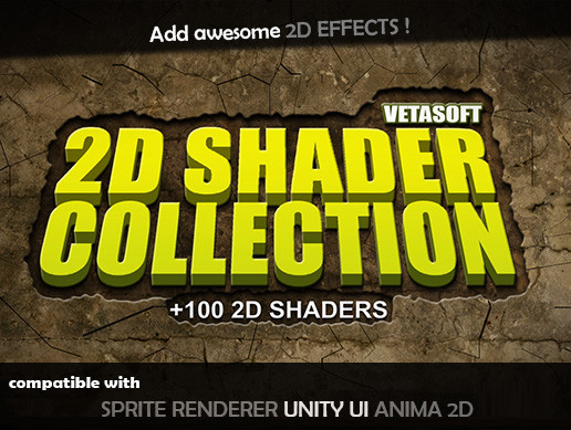 2D Shader Collection