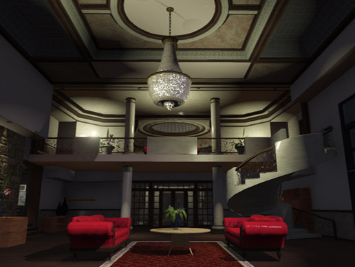 Mansion Level Interior