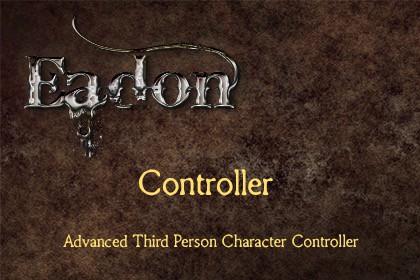 Eadon Controller - Advanced Third Person Character Controller