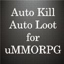Auto kill monsters and Auto loot for uMMORPG