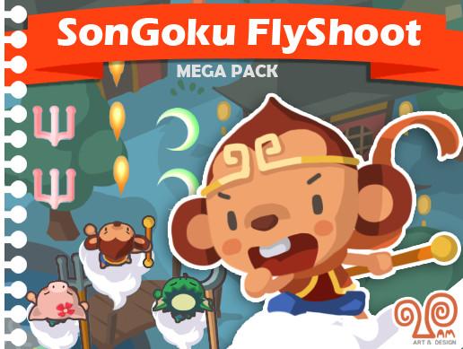 SonGoku flyShooting PACK