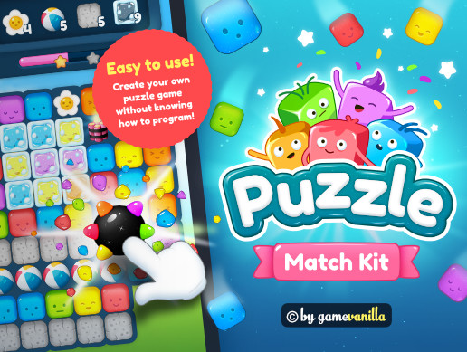 Puzzle Match Kit - Asset Store